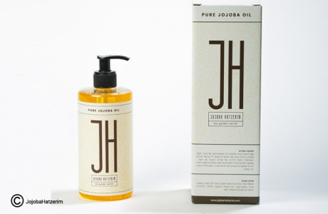 Pure Jojoba Oil 500 ml